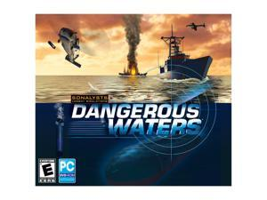 Dangerous Waters Jewel Case PC Game