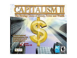 Capitalism 2 Jewel Case