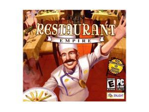Restaurant Empire Jewel Case PC Game