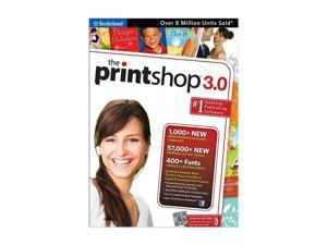 Encore Software The Print Shop 3.0