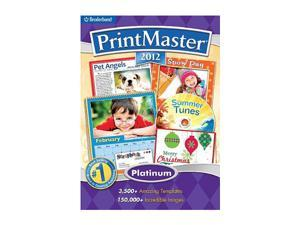 Encore Software Print Master 2012 Platinum