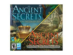 Ancient Secrets 1 And 2 Jewel Case PC Game