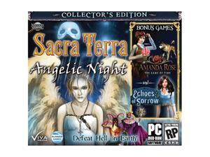 Sacre Terra Angelic Night Jewel Case PC Game