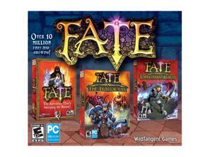 Fate 1 2 3 Jewel Case PC Game