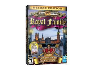 Hidden Mysteries: Royal Family Secrets Amaray Case PC Game