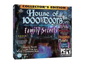 House Of 1000 Doors Jewel Case PC Game