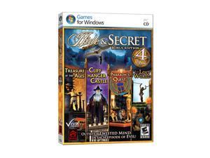 Hide & Secret: Bonus Edition 4 Pack Jewel Case PC Game