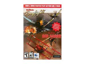 WarBirds & Warbirds Red Baron 2 Pack Jewel Case PC Game