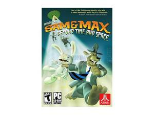 Sam & Max 2: Beyond Time & Space PC Game