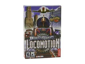 Chris Sawyer's Locomotion PC Game