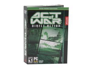 Act of War: Direct Action PC Game