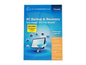 Acronis True Image 2013 w/ Disk Director 11 Home