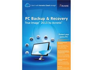 Acronis True Image 2013 - Download