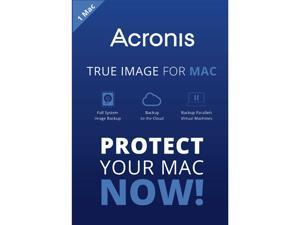Acronis True Image for Mac 1 User - Download