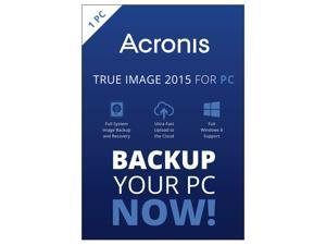 Acronis True Image 2015 - 1 PC