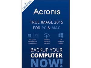 Acronis True Image 2015 3 Devices