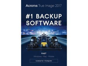 Acronis True Image 2017 - 1 Computer - Download