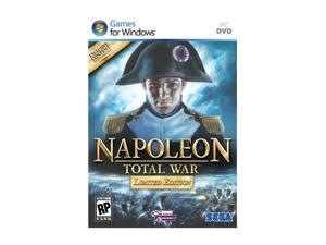 Napoleon Total War Limited Edition PC Game