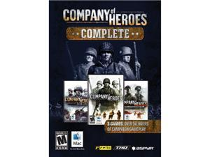 Company of Heroes Complete: Campaign Edition for Mac [Online Game Code]