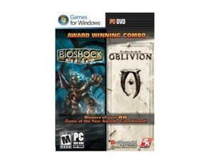 Bioshock/Elder Scrolls: Oblivion Bundle PC Game