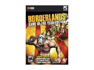 Borderlands: Game of the Year Edition PC Game