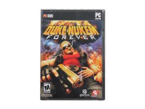 2K Games Gift - Duke Nukem Forever Game
