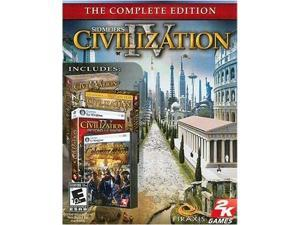 Sid Meier's Civilization IV: The Complete Edition [Online Game Code]