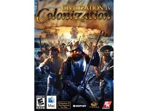 Sid Meier's Civilization IV: Colonization for Mac [Online Game Code]