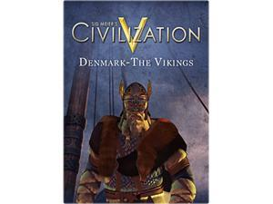 Sid Meier's Civilization V: Civilization and Scenario Pack - Denmark for Mac [Online Game Code]