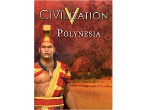 Sid Meier's Civilization V: Civilization and Scenario Pack - Polynesia for Mac [Online Game Code]