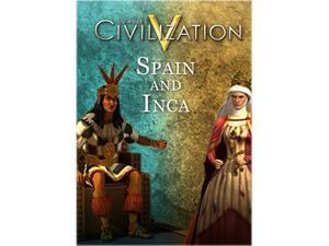 Sid Meier's Civilization V: Double Civilization and Scenario Pack - Spain and Inca for Mac [Online Game Code]