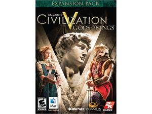 Sid Meier's Civilization V: Gods and Kings for Mac [Online Game Code]