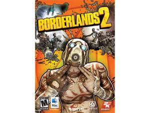 Borderlands 2 for Mac [Online Game Code]
