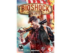 Bioshock Infinite for Mac [Online Game Code]