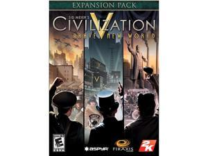Sid Meier's Civilization V: Brave New World for Mac [Online Game Code]