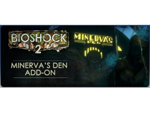 BioShock 2 - Minerva's Den - DLC 4 [Online Game Code]