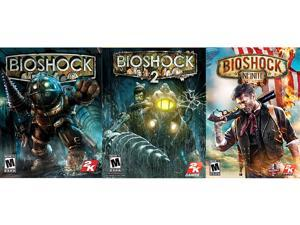 Bioshock Triple Pack (1 + 2 + Infinite) [Online Game Codes]
