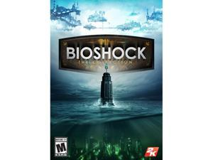 BioShock: The Collection [Online Game Code]
