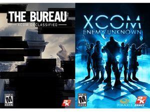 The Bureau: XCOM Declassified + XCOM: Enemy Unknown Bundle Pack [Online Game Codes]