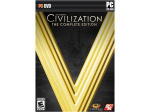 Sid Meier's Civilization V: The Complete Edition - PC Game