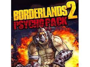 Borderlands 2 Psycho Bandit DLC [XBOX Live Credit]
