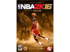 NBA 2K16 Michael Jordan Special Edition  [Online Game Code]
