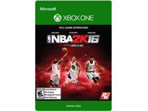 NBA 2K16 Xbox One [Digital Code]
