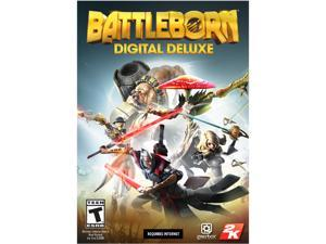 Battleborn Digital Deluxe PC [Online Game Code]