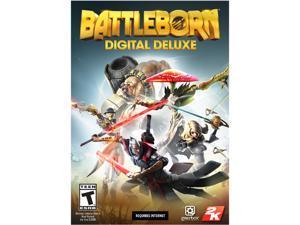 Battleborn Digital Deluxe PC [Online Game Code]