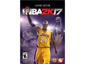 NBA 2K17 Legend Edition [Online Game Code]