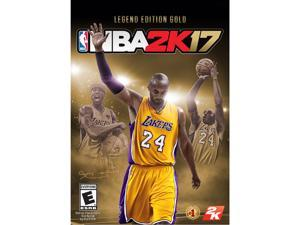 NBA 2K17 Legend Edition Gold [Online Game Code]