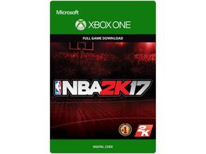 NBA 2K17 Xbox One [Digital Code]