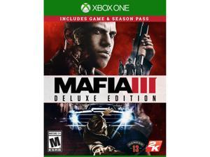 Mafia III Deluxe Xbox One [Digital Code]