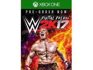 WWE 2K17: Deluxe Edition Xbox One [Digital Code]